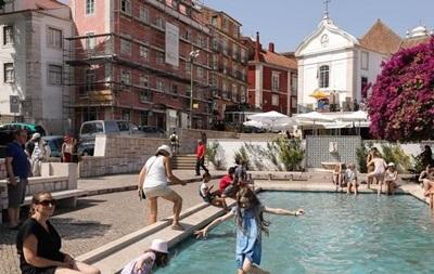 Спека в Португалії побила 40-річний рекорд