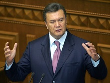 Янукович прогнозирует кризис и перевыборы