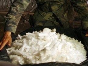 В Чернигове задержаны белорусы, которые продавали метамфетамин местным студентам
