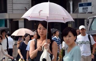 В Японії за три місяці від спеки постраждали понад 70 тисяч осіб