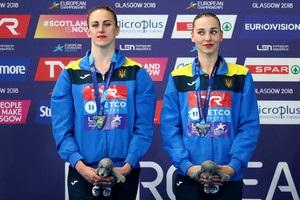 Савчук і Яхно - срібні призери ЧЄ з літніх видів спорту