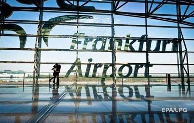 У Франкфурті-на-Майні евакуюють аеропорт