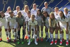 Українська команда виграла матч Ліги чемпіонів з рахунком 8:0