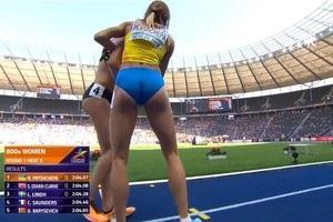 Вчинок дня: українка після фінішу повернулася за суперницею, що впала