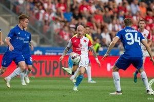 Славія - Динамо 1:1 відео голів та огляд матчу