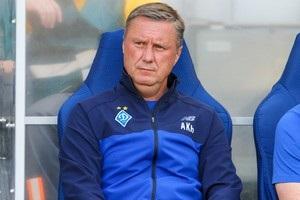 Хацкевич визнав фол в епізоді з пенальті в ворота Динамо