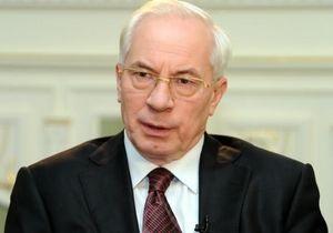 Азаров допускает запрет деятельности ВО Свобода в Украине