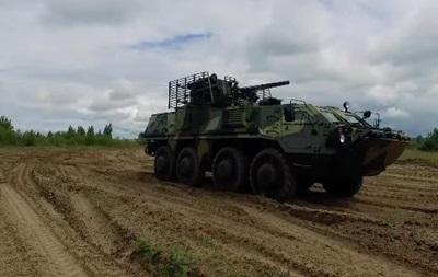 Розпочато складання експериментального корпусу БТР-4