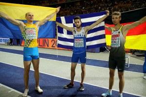 Українець Никифоров сенсаційно виграв бронзу в стрибках у довжину