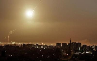 Число выпущенных по Израилю ракет выросло в два раза