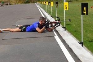 Прима виграв контрольну гонку збірної України з біатлону