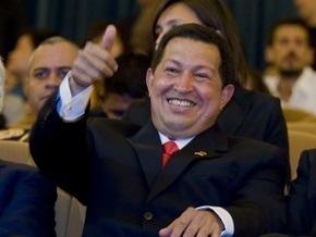 Уго Чавес прибыл в Венецию, чтобы посмотреть премьеру фильма с собой в главной роли
