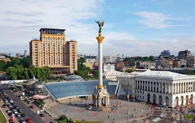 У Києві  замінували  майдан Незалежності