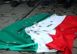 В Будапеште усилили охрану азербайджанского посольства