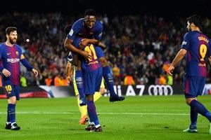 Барселона - володар Суперкубка Іспанії
