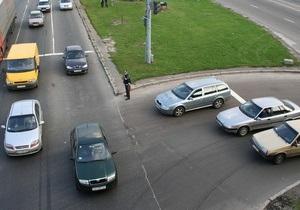 Власти Киева отчитались о реконструкции дорог