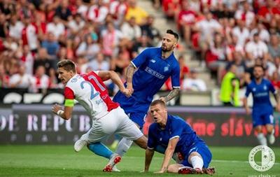Футбол: Динамо - Славія 2:0. Онлайн