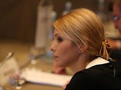Евгении Тимошенко вручили Международную премию Бонифация VIII, присужденную ее матери