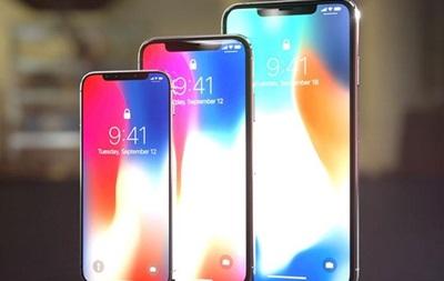 Стали известны цены будущих iPhone 2018