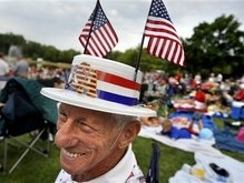 США празднуют 232-й День независимости