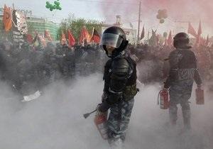 Беспорядки на Болотной: Навальный подал в ЕСПЧ жалобу на российскую полицию