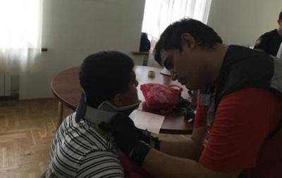 В університеті Богомольця поліцейські побили студентів