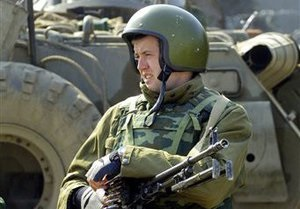 В Чечне вторые сутки продолжаются столкновения с боевиками