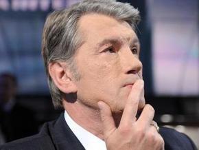 Секретариат опровергает информацию о намерении Ющенко распустить Раду и уйти в отставку