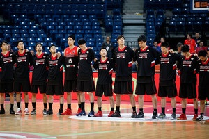 Basketball players from the national team of Japan were kicked out of the team because of prostitutes