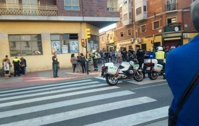 В Іспанії авто в їхало в пішоходів, є постраждалі