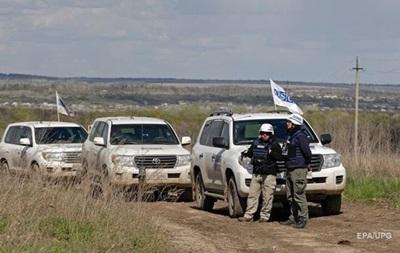 ОБСЕ за сутки зафиксировала 85 взрывов на Донбассе