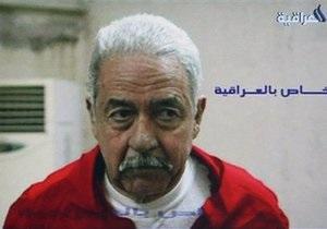 Фотогалерея: Четырежды смертен. В Ираке казнен Химический Али