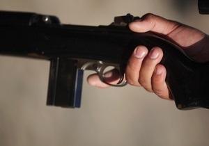 В Кировоградской области бизнесмен стрелял из автомата в четырех человек