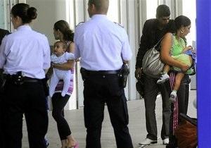 Франция начала депортацию цыган