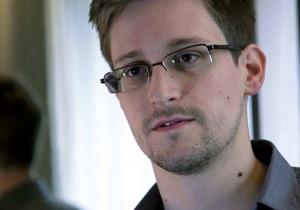 Информатор Сноуден будет бороться против экстрадиции