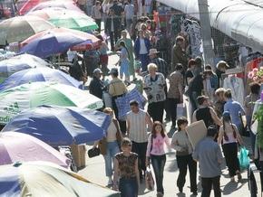 Власти закрыли крупнейший на западе Украины рынок