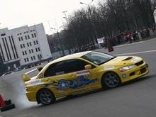 В Киеве стартовал Кубок ФАУ по ралли на серийных автомобилях