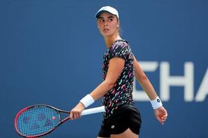 Калініна поступилася у другому колі US Open і залишила турнір