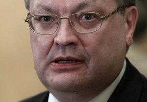 Грищенко в Италии: Без Украины здание общего европейского дома останется незавершенным