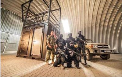 Военная компания из ЕС учила украинских ультраправых - Bellingcat