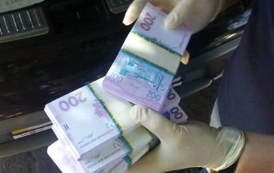 Черкаські чиновники погоріли на хабарі в 100 тисяч грн