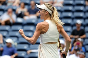 Свитолина без проблем вышла в 1/8 финала US Open