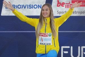 Українка Рижикова виграла етап Діамантової ліги