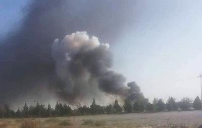 В Афганистане упал вертолет с пилотами-украинцами
