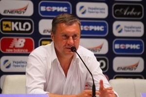 Хацкевич прийняв рішення піти у відставку