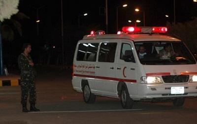 В Йемене загорелся автобус с паломниками, есть жертвы