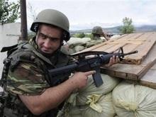 Из Южной Осетии сообщают об ожесточенном бое с грузинами