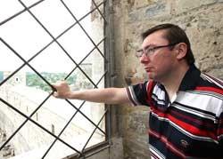 Госдепартамент исполнения наказаний объяснил, почему Дония и Гримчака не пустили к Луценко