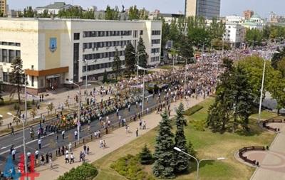 В ОБСЕ рассказали, как в Донецке прощались с Захарченко