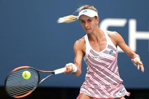 Цуренко завершила боротьбу на US Open
